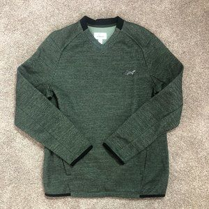 GREG NORMAN v-neck sweatshirt